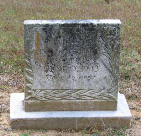 ALLEN, MARGARET RANEY CROOM - Lawrence County, Arkansas | MARGARET RANEY CROOM ALLEN - Arkansas Gravestone Photos