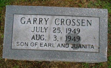 CROSSEN, GARRY - Lawrence County, Arkansas | GARRY CROSSEN - Arkansas Gravestone Photos