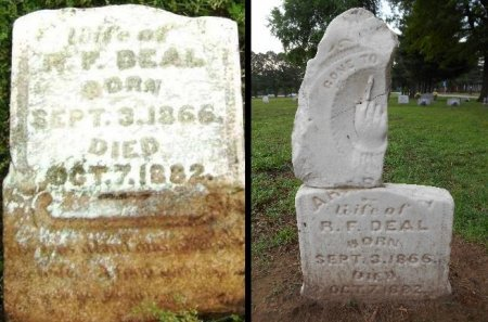 DEAL, ARABELLA - Lawrence County, Arkansas | ARABELLA DEAL - Arkansas Gravestone Photos