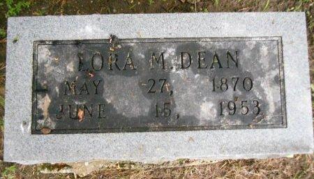 DEAN, LORA M - Lawrence County, Arkansas   LORA M DEAN - Arkansas Gravestone Photos