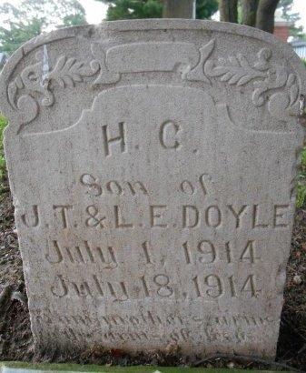 DOYLE, HIRAM C - Lawrence County, Arkansas | HIRAM C DOYLE - Arkansas Gravestone Photos