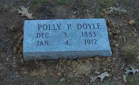 WILLMUTH DOYLE, POLLY P. - Lawrence County, Arkansas | POLLY P. WILLMUTH DOYLE - Arkansas Gravestone Photos