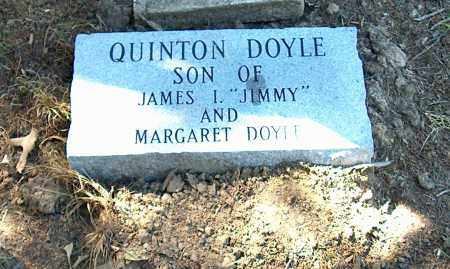 DOYLE, QUINTON CHAPMAN - Lawrence County, Arkansas | QUINTON CHAPMAN DOYLE - Arkansas Gravestone Photos
