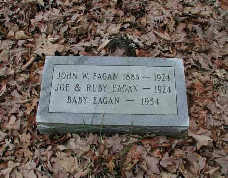 EAGAN, JOE - Lawrence County, Arkansas | JOE EAGAN - Arkansas Gravestone Photos