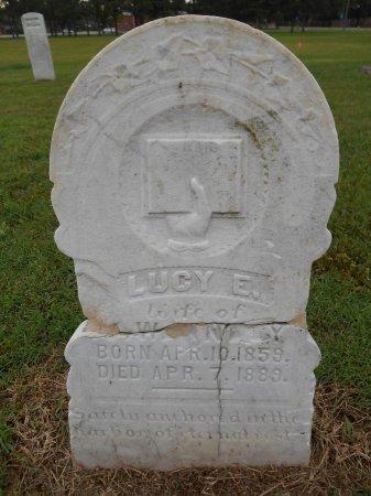 FINLEY, LUCY E - Lawrence County, Arkansas | LUCY E FINLEY - Arkansas Gravestone Photos