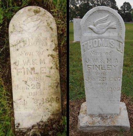 FINLEY, THOMAS J - Lawrence County, Arkansas   THOMAS J FINLEY - Arkansas Gravestone Photos