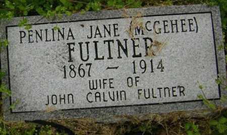 FULTNER, PENLINA JANE - Lawrence County, Arkansas | PENLINA JANE FULTNER - Arkansas Gravestone Photos