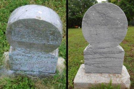 GATLIN, GEORGE ALLEN - Lawrence County, Arkansas | GEORGE ALLEN GATLIN - Arkansas Gravestone Photos