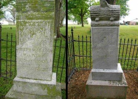 GILLIAM, JOSEPH R - Lawrence County, Arkansas | JOSEPH R GILLIAM - Arkansas Gravestone Photos