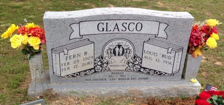 "GLASCO, LOUIS HAROLD ""BUD"" - Lawrence County, Arkansas | LOUIS HAROLD ""BUD"" GLASCO - Arkansas Gravestone Photos"