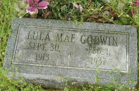 GODWIN, LULA MAE ORIGINAL - Lawrence County, Arkansas | LULA MAE ORIGINAL GODWIN - Arkansas Gravestone Photos