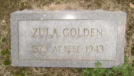GOLDEN, ZULA - Lawrence County, Arkansas | ZULA GOLDEN - Arkansas Gravestone Photos