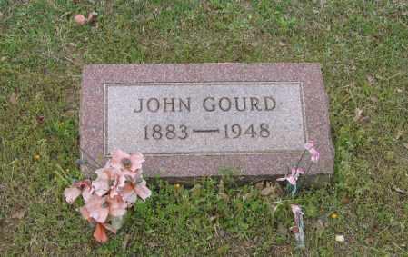 GOURD, JOHN - Lawrence County, Arkansas | JOHN GOURD - Arkansas Gravestone Photos