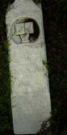 GRAFF, EMMA - Lawrence County, Arkansas | EMMA GRAFF - Arkansas Gravestone Photos