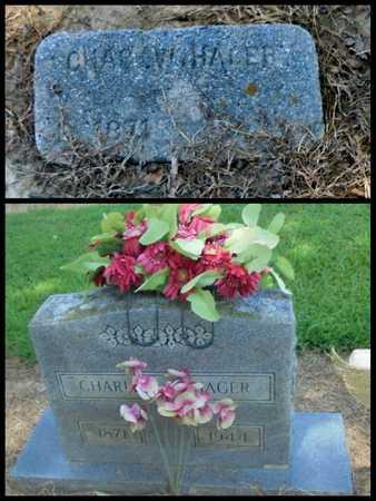 HAGER, CHARLES WESLEY - Lawrence County, Arkansas | CHARLES WESLEY HAGER - Arkansas Gravestone Photos