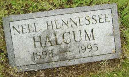 HALCUM, NELL - Lawrence County, Arkansas | NELL HALCUM - Arkansas Gravestone Photos
