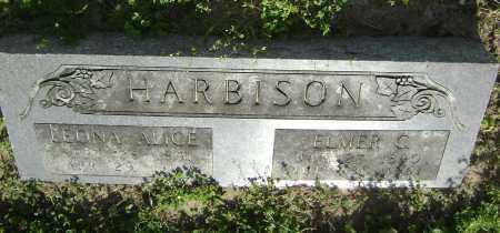 HARBISON, ELMER C. - Lawrence County, Arkansas | ELMER C. HARBISON - Arkansas Gravestone Photos