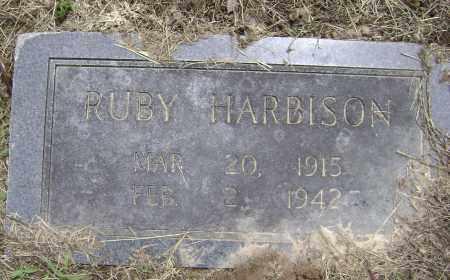 HARBISON, RUBY - Lawrence County, Arkansas | RUBY HARBISON - Arkansas Gravestone Photos