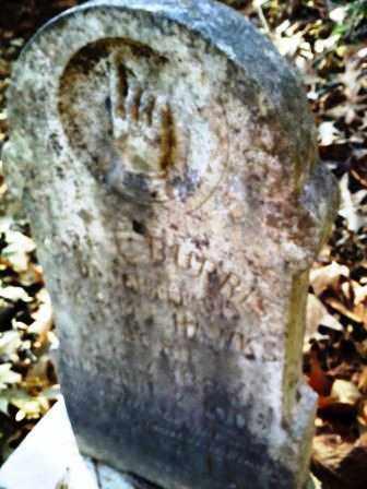 HAWKS BURRIS, CORA - Lawrence County, Arkansas | CORA HAWKS BURRIS - Arkansas Gravestone Photos