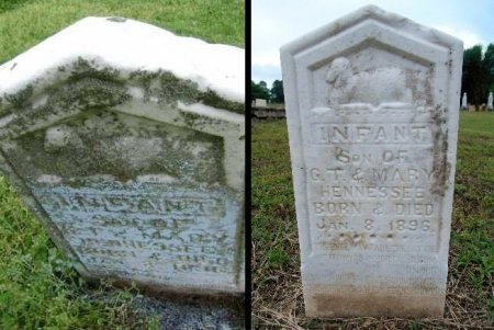 HENNESSEE, INFANT SON - Lawrence County, Arkansas | INFANT SON HENNESSEE - Arkansas Gravestone Photos