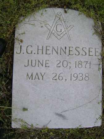 HENNESSEE, JOSEPH G. - Lawrence County, Arkansas   JOSEPH G. HENNESSEE - Arkansas Gravestone Photos