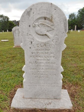 HENNESSEE, LELA C - Lawrence County, Arkansas | LELA C HENNESSEE - Arkansas Gravestone Photos