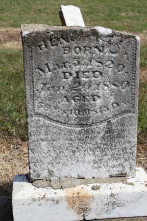 HENNESSEE, GIDEON C. - Lawrence County, Arkansas | GIDEON C. HENNESSEE - Arkansas Gravestone Photos