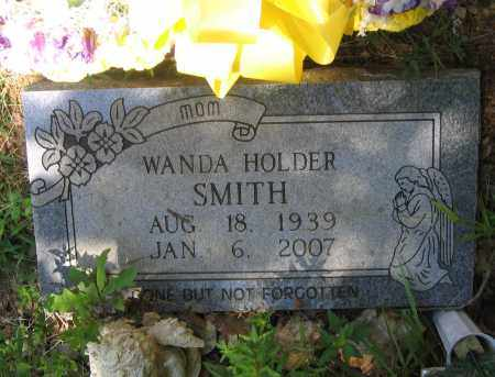 SMITH, WANDA JEAN CLEMENTS HOLDER - Lawrence County, Arkansas   WANDA JEAN CLEMENTS HOLDER SMITH - Arkansas Gravestone Photos