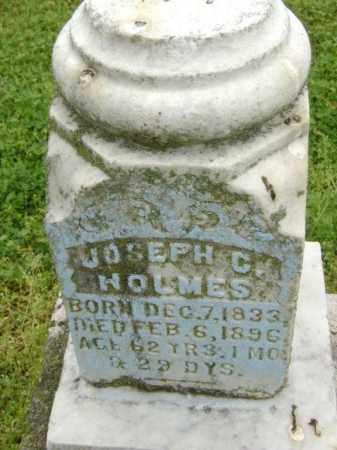 HOLMES, JOSEPH C. - Lawrence County, Arkansas | JOSEPH C. HOLMES - Arkansas Gravestone Photos