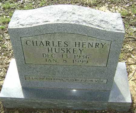 HUSKEY, CHARLES HENRY - Lawrence County, Arkansas   CHARLES HENRY HUSKEY - Arkansas Gravestone Photos