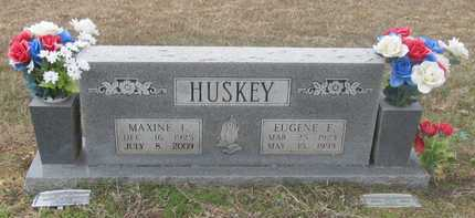 "HUSKEY, EUGENE EARL ""GENE"" - Lawrence County, Arkansas | EUGENE EARL ""GENE"" HUSKEY - Arkansas Gravestone Photos"