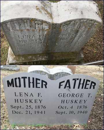 "HUSKEY, ORLENA FRANCES ""LENA"" - Lawrence County, Arkansas | ORLENA FRANCES ""LENA"" HUSKEY - Arkansas Gravestone Photos"