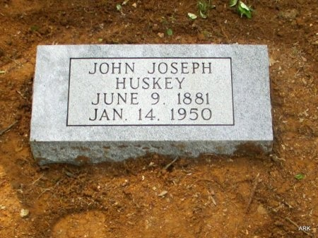 HUSKEY, JOHN JOSEPH - Lawrence County, Arkansas | JOHN JOSEPH HUSKEY - Arkansas Gravestone Photos