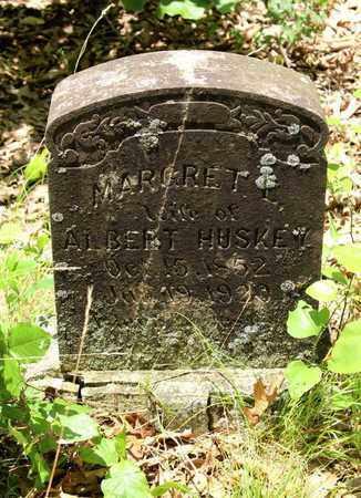 HUSKEY, MARGRET E - Lawrence County, Arkansas | MARGRET E HUSKEY - Arkansas Gravestone Photos