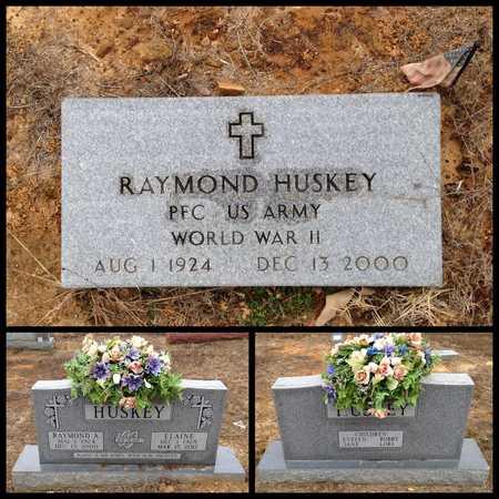 HUSKEY, ELAINE - Lawrence County, Arkansas | ELAINE HUSKEY - Arkansas Gravestone Photos