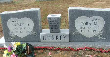 GREEN HUSKEY, CORA M. - Lawrence County, Arkansas | CORA M. GREEN HUSKEY - Arkansas Gravestone Photos