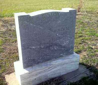 IVINS, MOLLY MINERVA - Lawrence County, Arkansas | MOLLY MINERVA IVINS - Arkansas Gravestone Photos