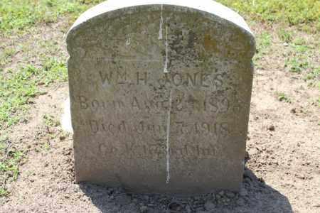 JONES  (VETERAN WWI), WILLIAM H - Lawrence County, Arkansas | WILLIAM H JONES  (VETERAN WWI) - Arkansas Gravestone Photos