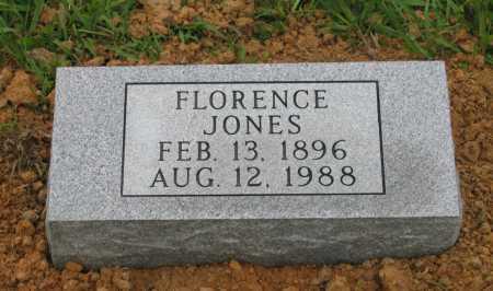 ADAMS, FLORENCE ELEANOR BOATENHAMMER JONES - Lawrence County, Arkansas | FLORENCE ELEANOR BOATENHAMMER JONES ADAMS - Arkansas Gravestone Photos