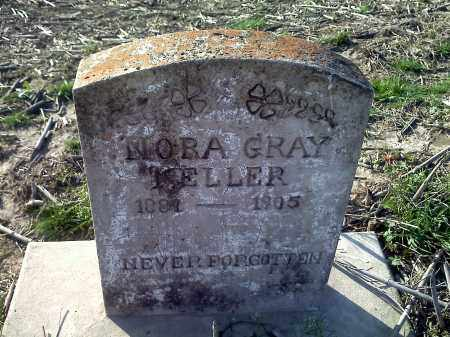 KELLER, NORA GRAY - Lawrence County, Arkansas   NORA GRAY KELLER - Arkansas Gravestone Photos