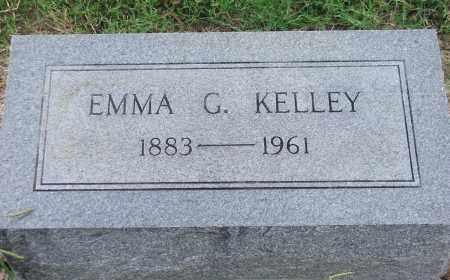 KELLEY, EMMA GERTRUDE - Lawrence County, Arkansas   EMMA GERTRUDE KELLEY - Arkansas Gravestone Photos