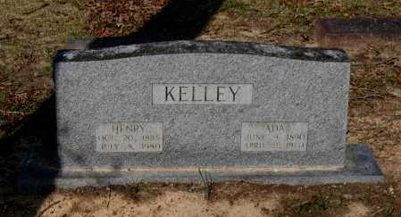 KELLEY, HENRY ALDINE - Lawrence County, Arkansas | HENRY ALDINE KELLEY - Arkansas Gravestone Photos