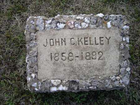 KELLEY, JOHN C. - Lawrence County, Arkansas   JOHN C. KELLEY - Arkansas Gravestone Photos