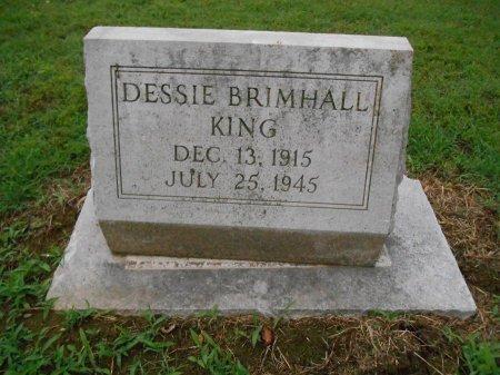 KING, DESSIE - Lawrence County, Arkansas | DESSIE KING - Arkansas Gravestone Photos