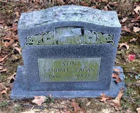EAGAN, RANDALL - Lawrence County, Arkansas | RANDALL EAGAN - Arkansas Gravestone Photos