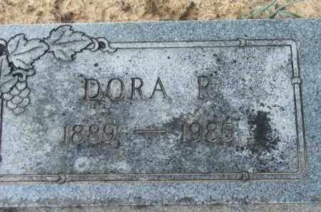 WEIR, DORA REBECCA THOMPSON LAIRD - Lawrence County, Arkansas | DORA REBECCA THOMPSON LAIRD WEIR - Arkansas Gravestone Photos