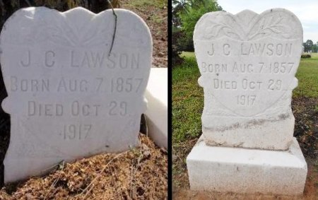 LAWSON, JAMES C - Lawrence County, Arkansas | JAMES C LAWSON - Arkansas Gravestone Photos