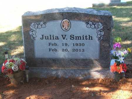 SMITH, JULIA VIRGINIA HERRING LAWSON - Lawrence County, Arkansas | JULIA VIRGINIA HERRING LAWSON SMITH - Arkansas Gravestone Photos