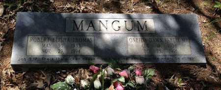 KELLUM MANGUM, ONEIDA DAWN - Lawrence County, Arkansas | ONEIDA DAWN KELLUM MANGUM - Arkansas Gravestone Photos