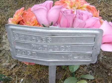 MATLOCK, CHARLES - Lawrence County, Arkansas   CHARLES MATLOCK - Arkansas Gravestone Photos